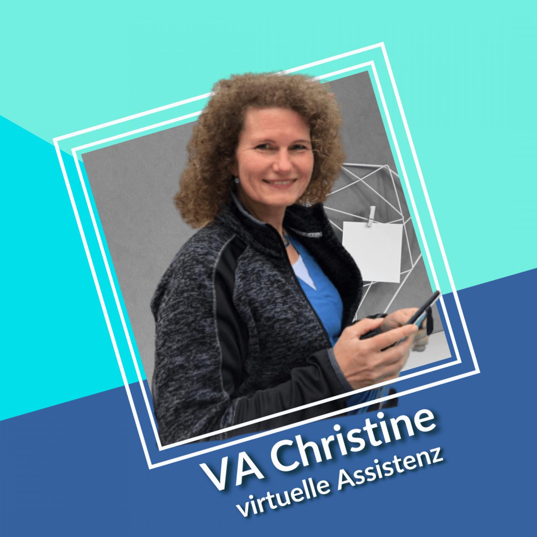 Virtuelle Assistentin Christine Rausch